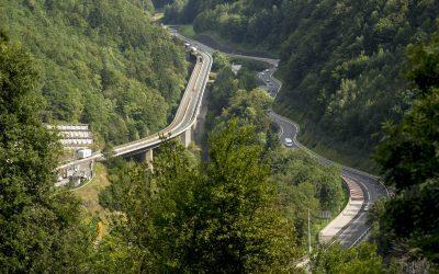 ATMB et Eiffage Route expérimentent des chaussées à empreinte carbone neutre pour la première fois sur autoroute