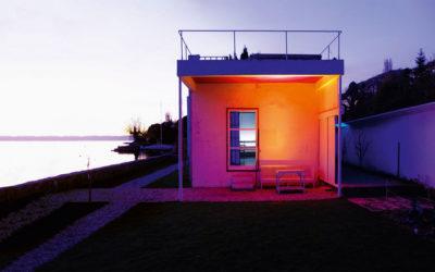 La Riviera suisse et Le Corbusier